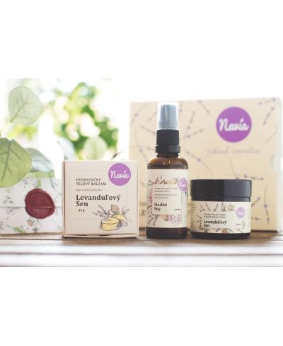 Levanduľa - darčekový balíček Navia