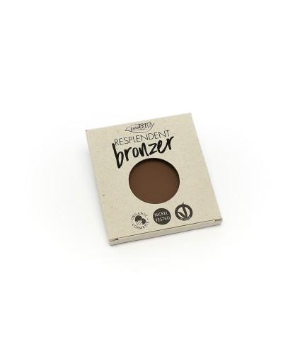 Bronzer matný 02 - náplň puroBIO