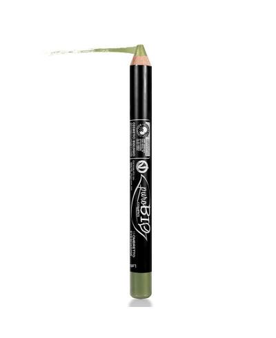 Očný tieň v ceruzke 13 Grass green puroBIO