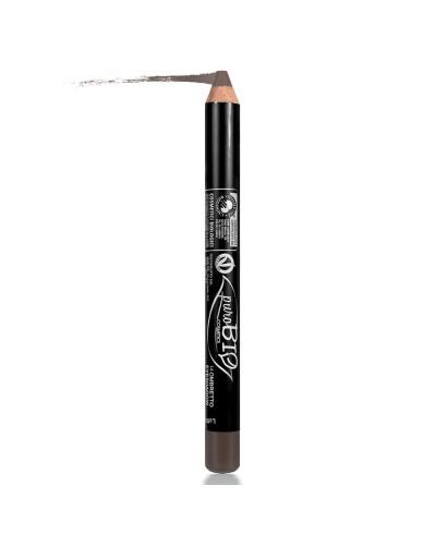 Očný tieň v ceruzke 14 Dove grey Matte puroBIO