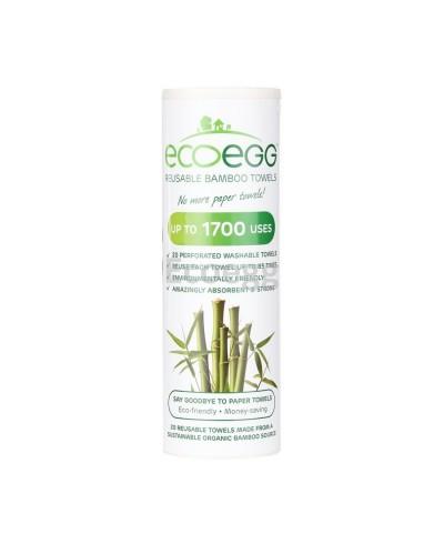 Bambusové utierky Ecoegg