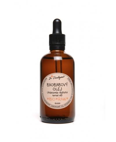 Baobabový olej BIO Dr. Feelgood