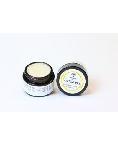 Antistres krémový dezodorant Savon