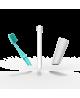 Zubná kefka Medium modrá Tio